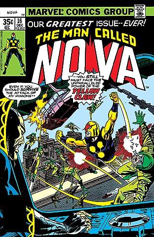Nova (1976-1978) #16