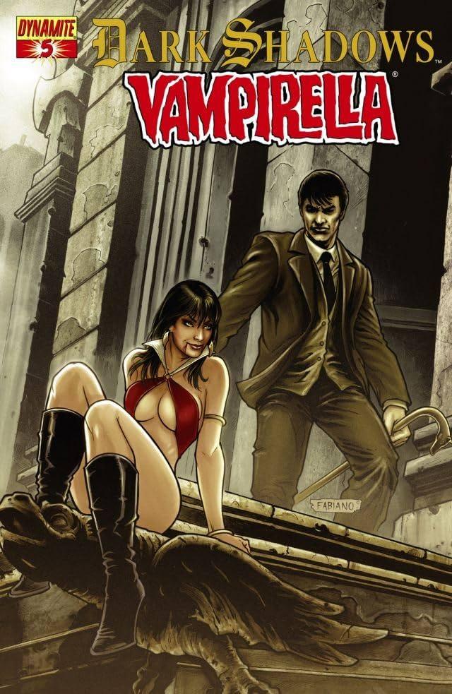 Dark Shadows/Vampirella #5