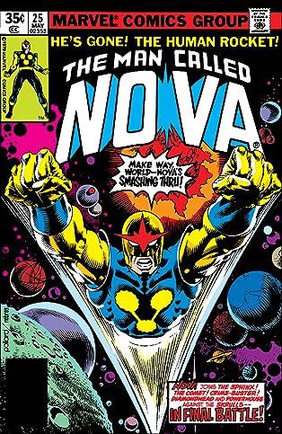 Nova (1976-1978) #25