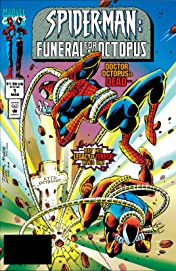 Spider-Man: Funeral For An Octopus (1995) #1 (of 3)