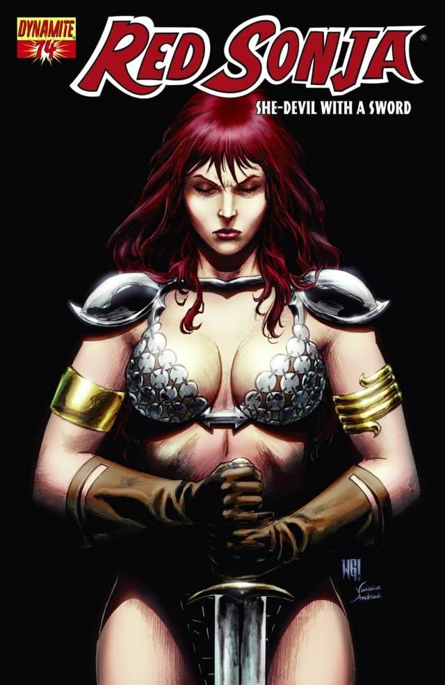 Red Sonja: She-Devil With A Sword #74