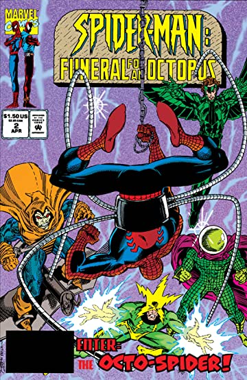 Spider-Man: Funeral For An Octopus (1995) #2 (of 3)