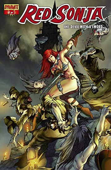 Red Sonja: She-Devil With A Sword #75