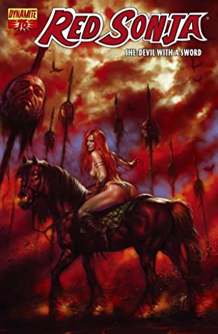 Red Sonja: She-Devil With A Sword #76