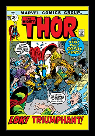 Thor (1966-1996) No.194