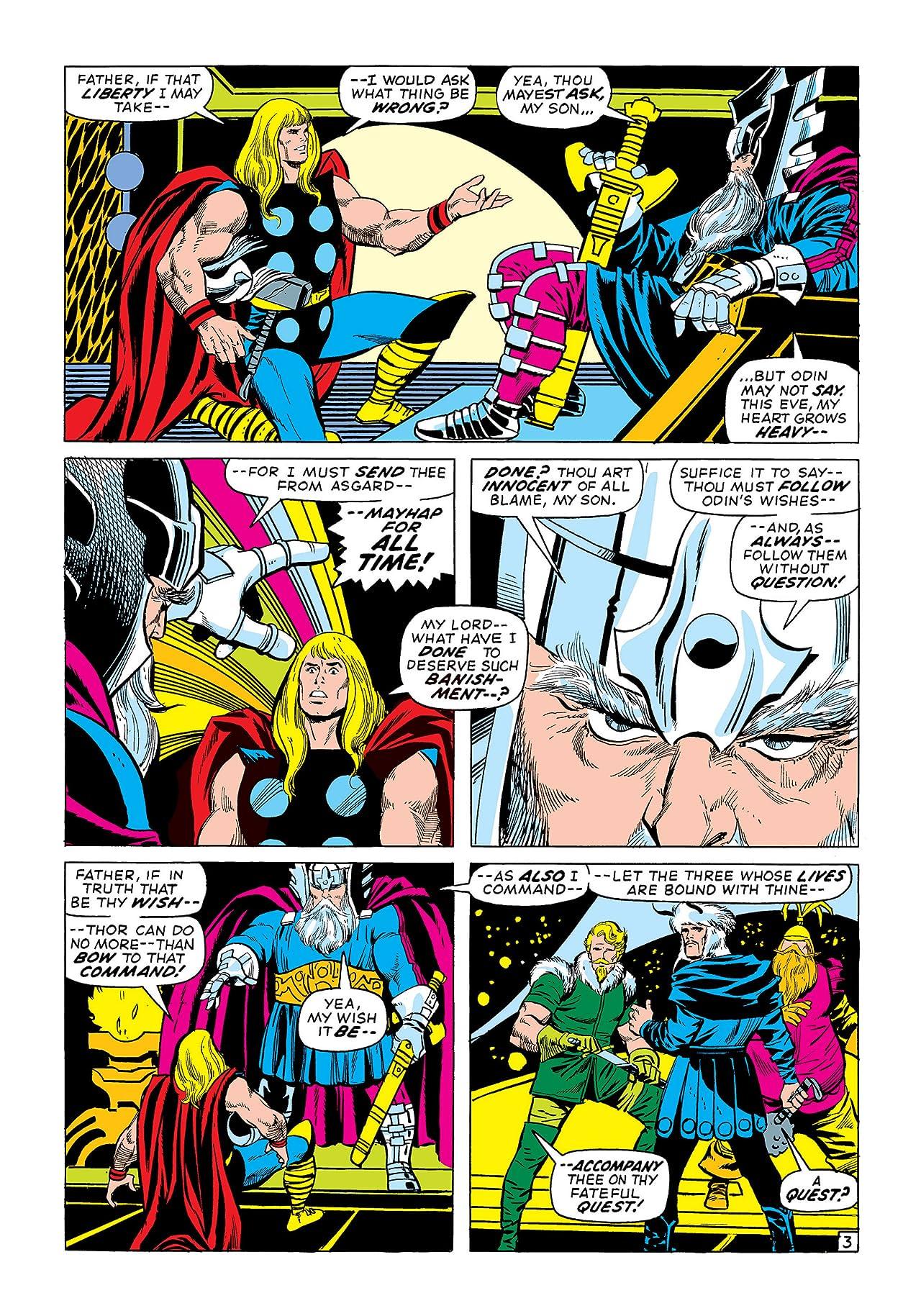 Thor (1966-1996) #195