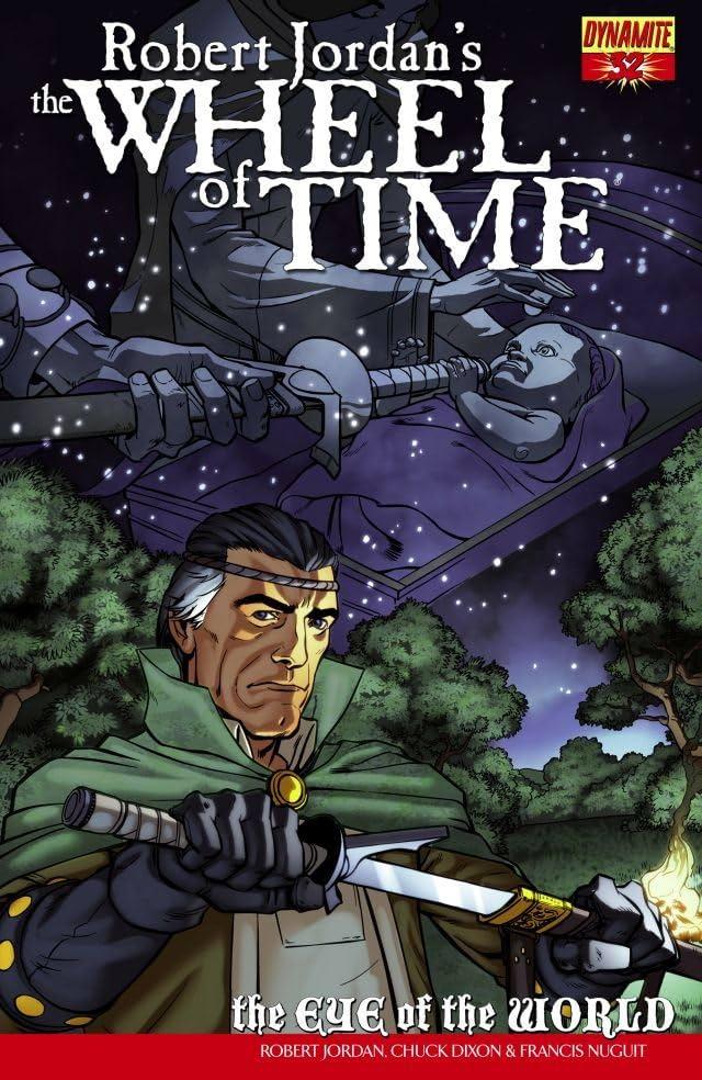Robert Jordan's Wheel of Time: Eye of the World #32