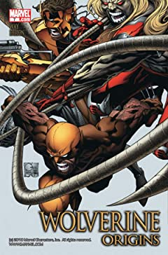 Wolverine: Origins #7