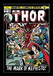Thor (1966-1996) #205