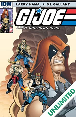 G.I. Joe: A Real American Hero #185