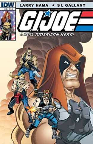 G.I. Joe: A Real American Hero No.185