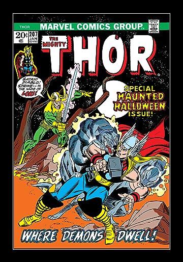 Thor (1966-1996) #207