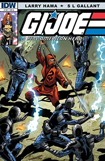 G.I. Joe: A Real American Hero #187
