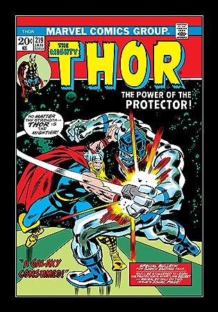 Thor (1966-1996) #219