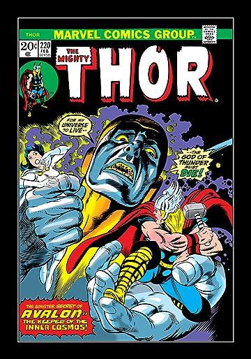 Thor (1966-1996) #220
