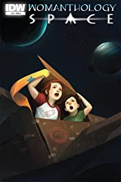 Womanthology: Space #3