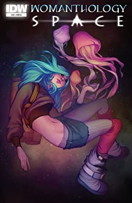 Womanthology: Space #4