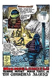 Teenage Mutant Ninja Turtles - Color Classics: Micro Series- Michelangelo