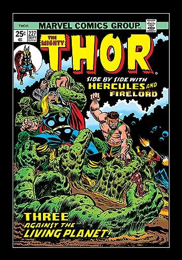 Thor (1966-1996) #227