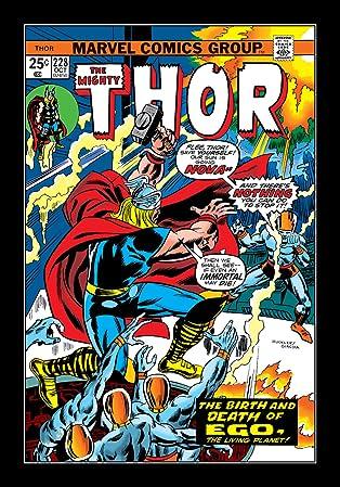 Thor (1966-1996) #228