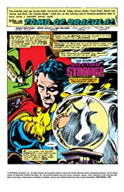 Tomb of Dracula (1972-1979) #44