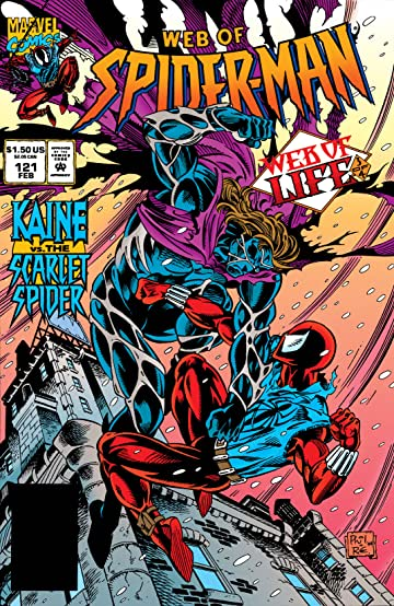 Web of Spider-Man (1985-1995) #121