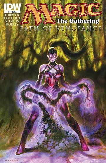 Magic the Gathering: Path of Vengeance #4