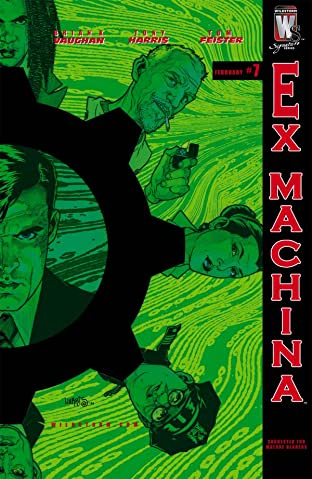 Ex Machina #7