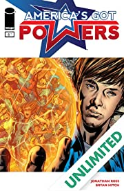 America's Got Powers #6 (of 7)