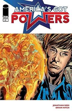 America's Got Powers No.6 (sur 7)