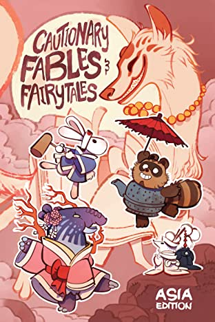 Cautionary Fables and Fairy Tales Tome 3: Asia Edition