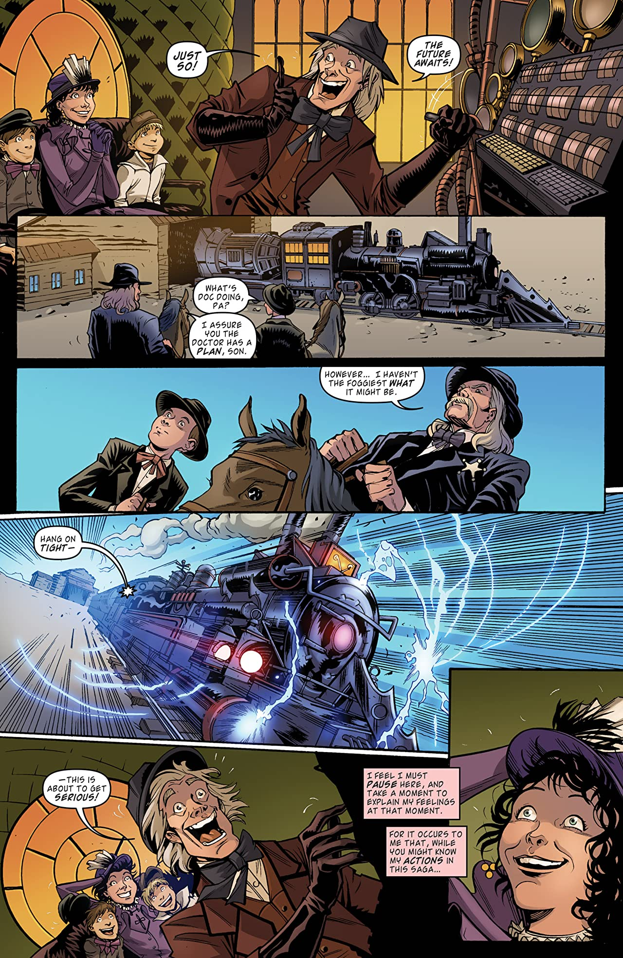 Back to the Future #5