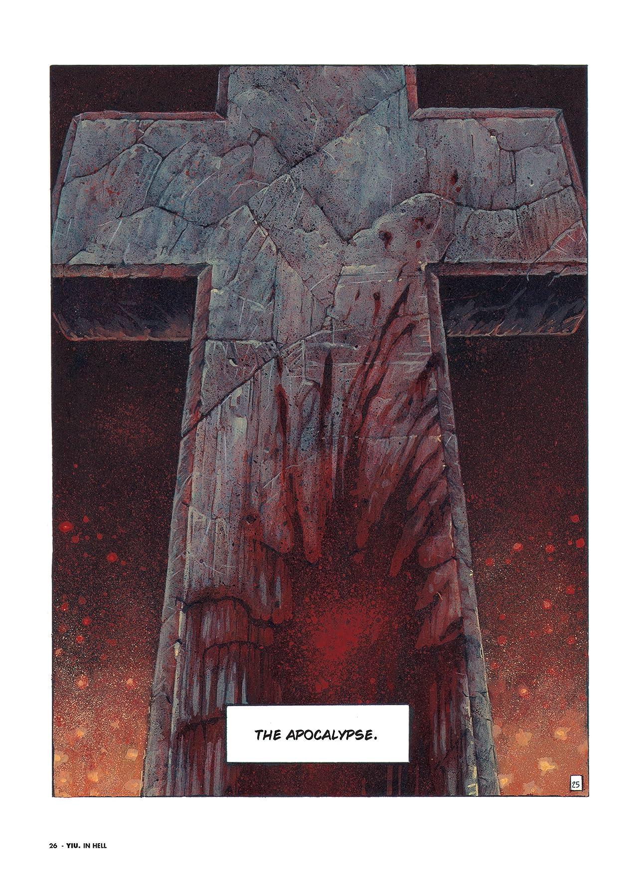 Yiu Vol. 1: In Hell