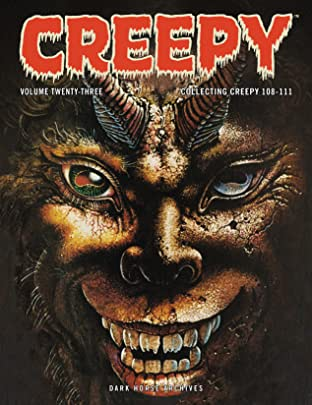 Creepy Archives Vol. 23