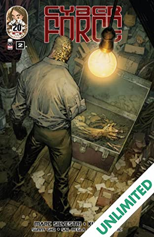 Cyber Force (2012) #2