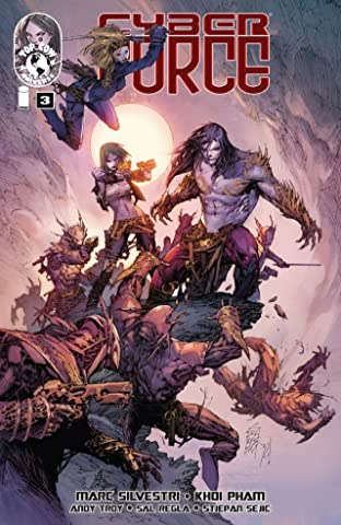 Cyber Force (2012) #3