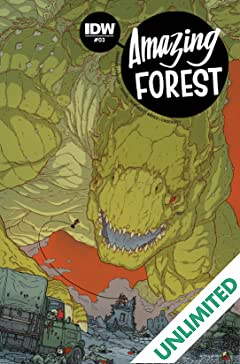 Amazing Forest (2016) #3