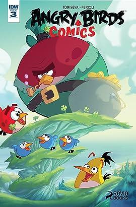 Angry Birds Comics (2016) #3