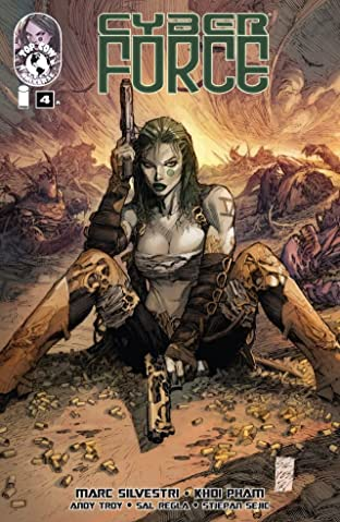 Cyber Force (2012) No.4