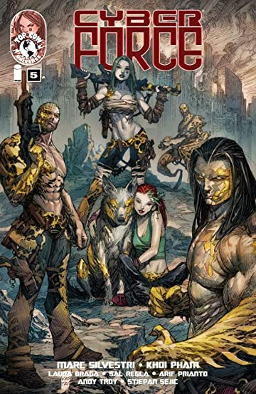 Cyber Force (2012) #5