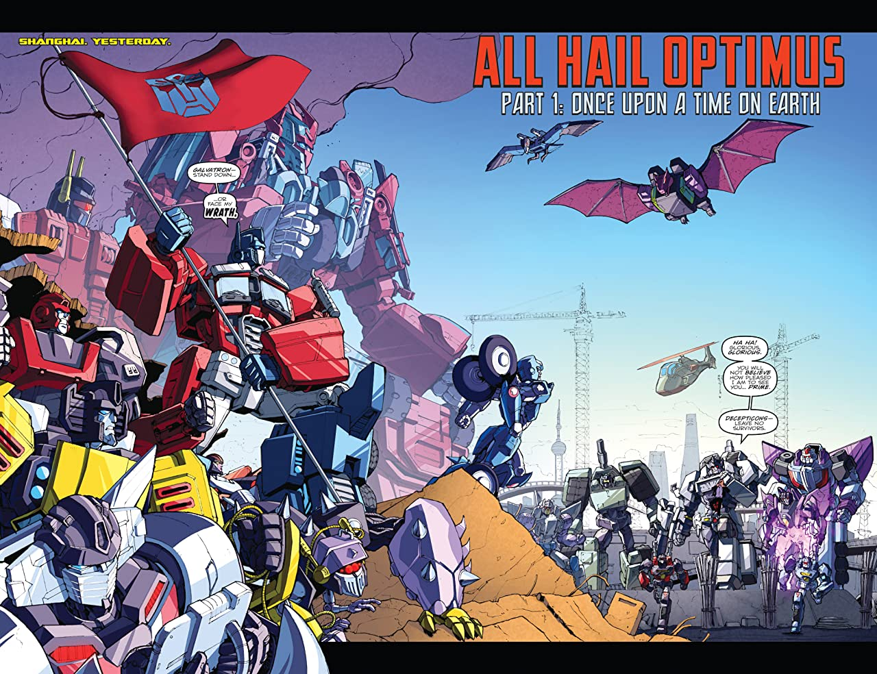 Transformers (2011-) #50