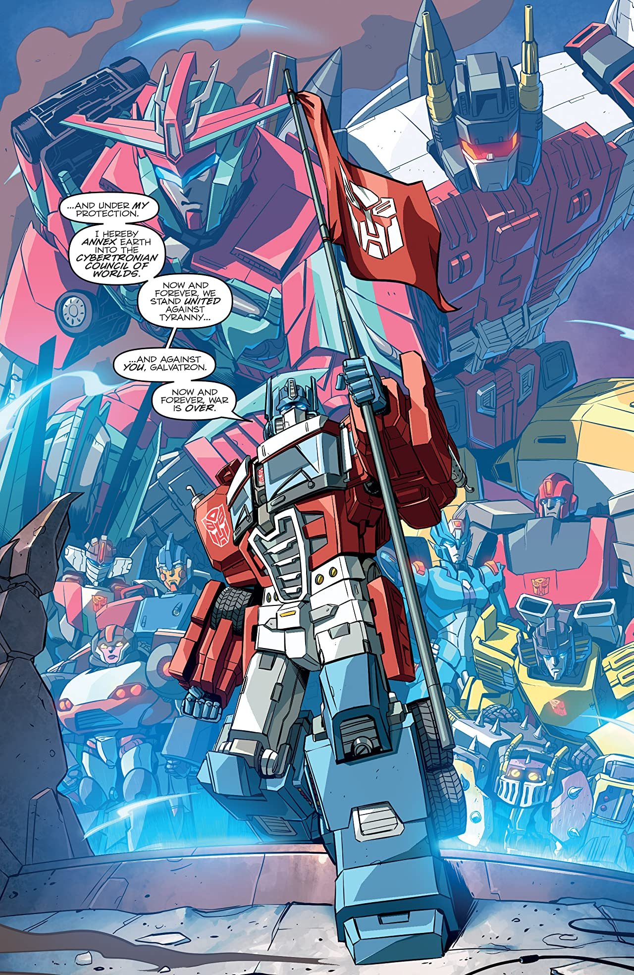 Transformers (2011-2016) #50