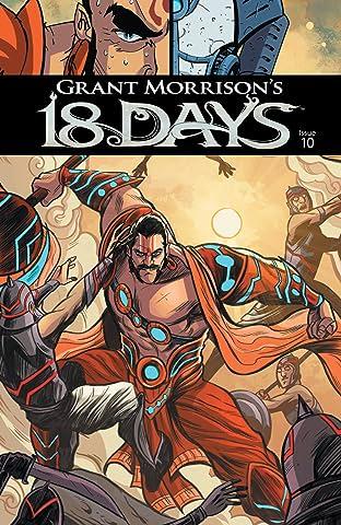 Grant Morrison's 18 Days #10