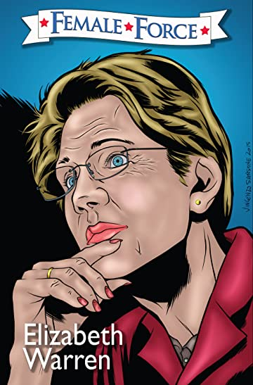 Female Force: Elizabeth Warren #1