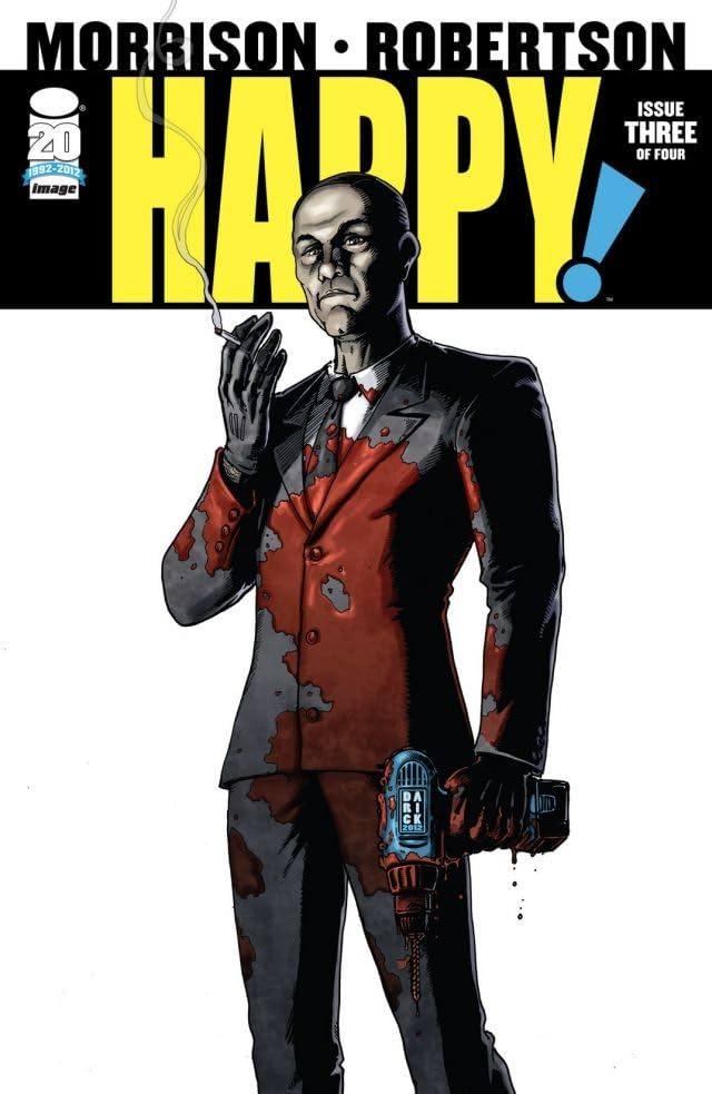 Happy! #3 (of 4)
