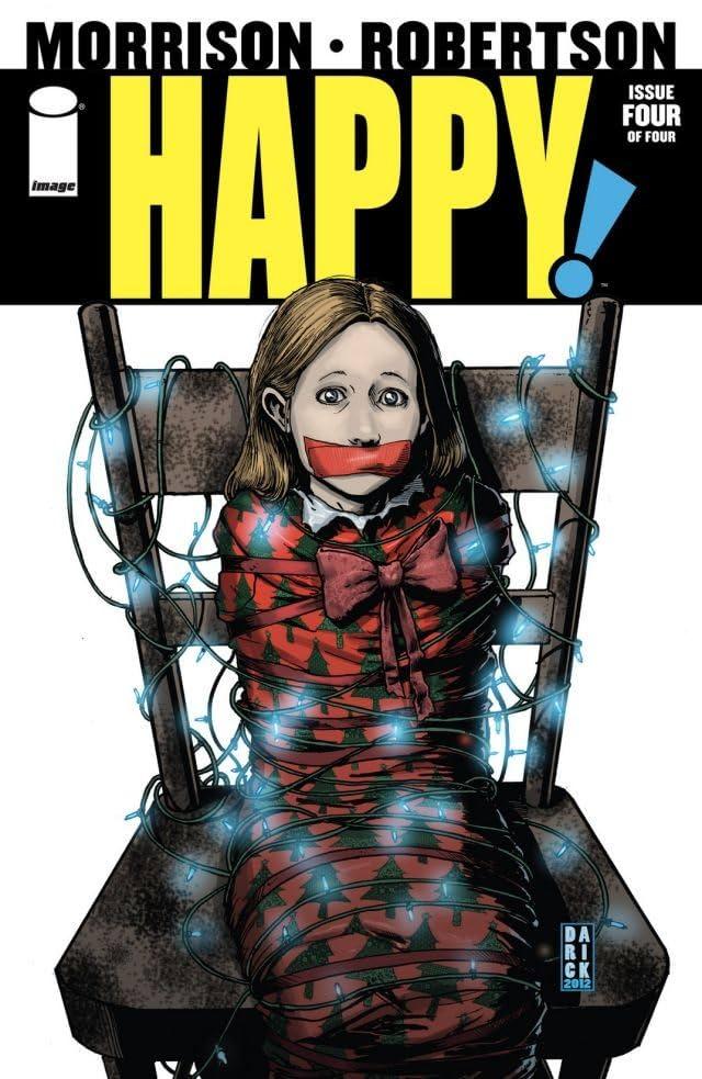 Happy! #4