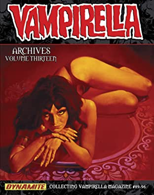 Vampirella Archives Vol. 13