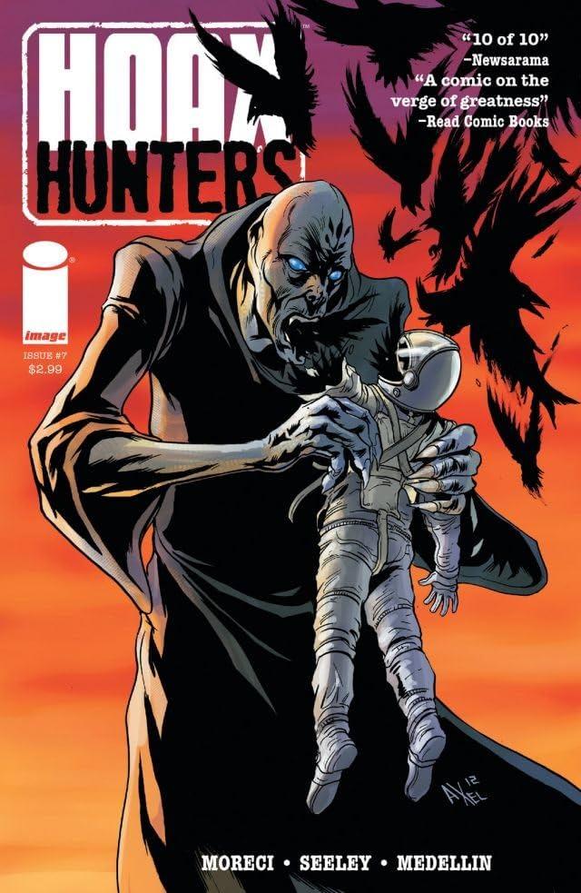 Hoax Hunters #7