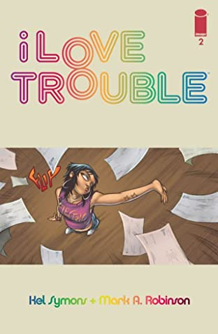 I Love Trouble #2