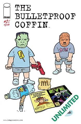 The Bulletproof Coffin #1 (of 6)